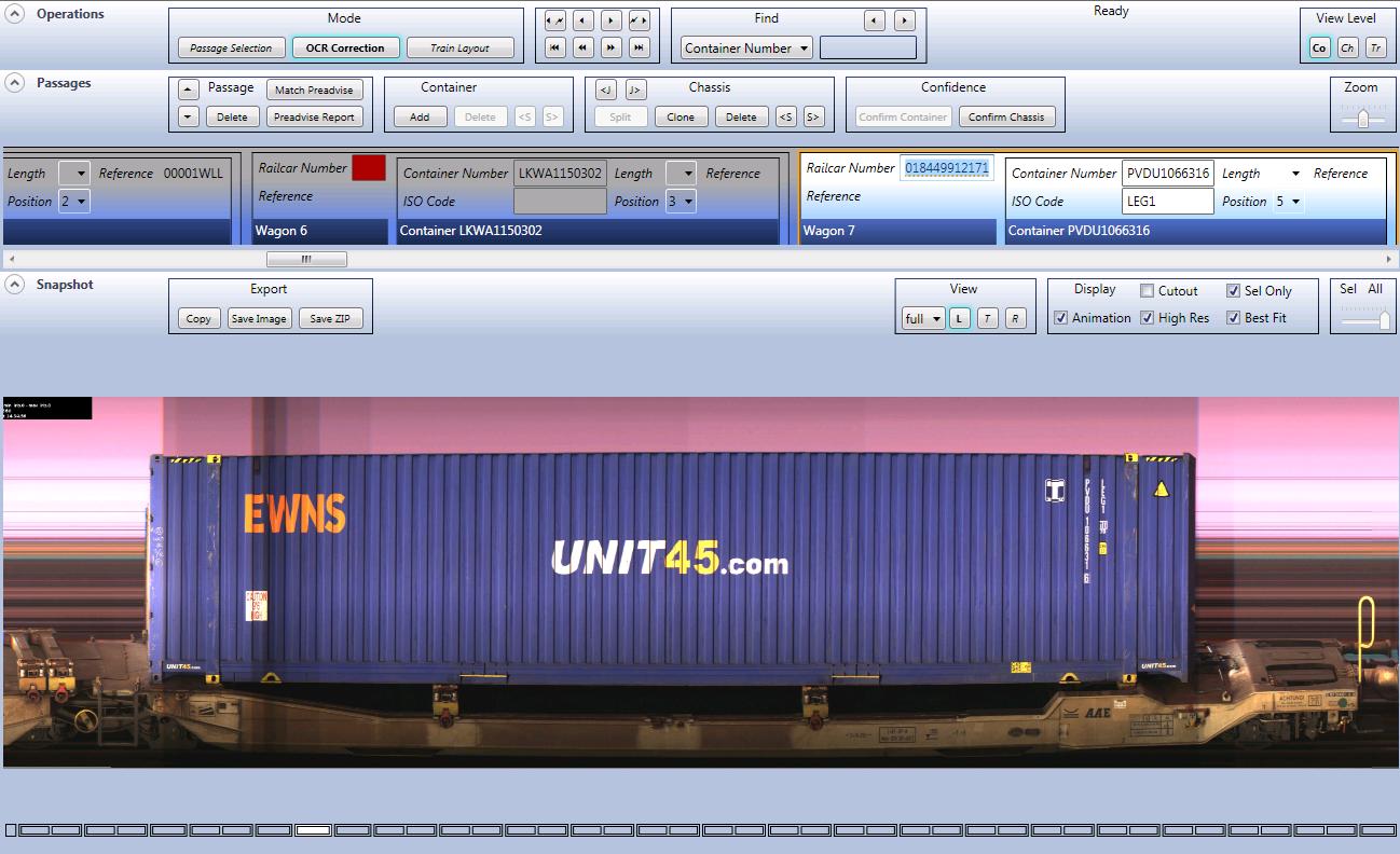 Train Gate Operator application