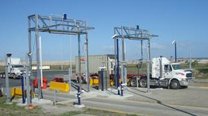 OCR portal for trucks