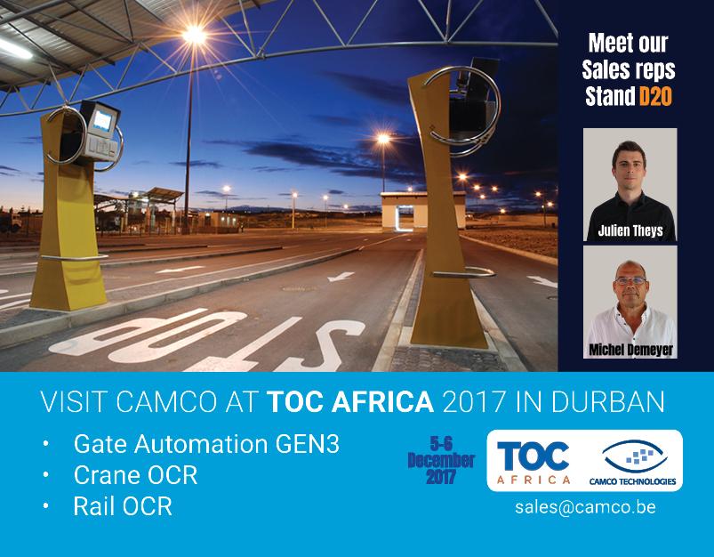 Toc Africa 2017 Camco