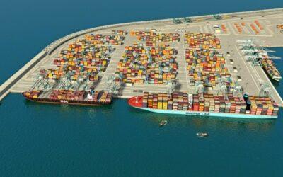 New Project: Bayport Terminal Haifa (Israel)