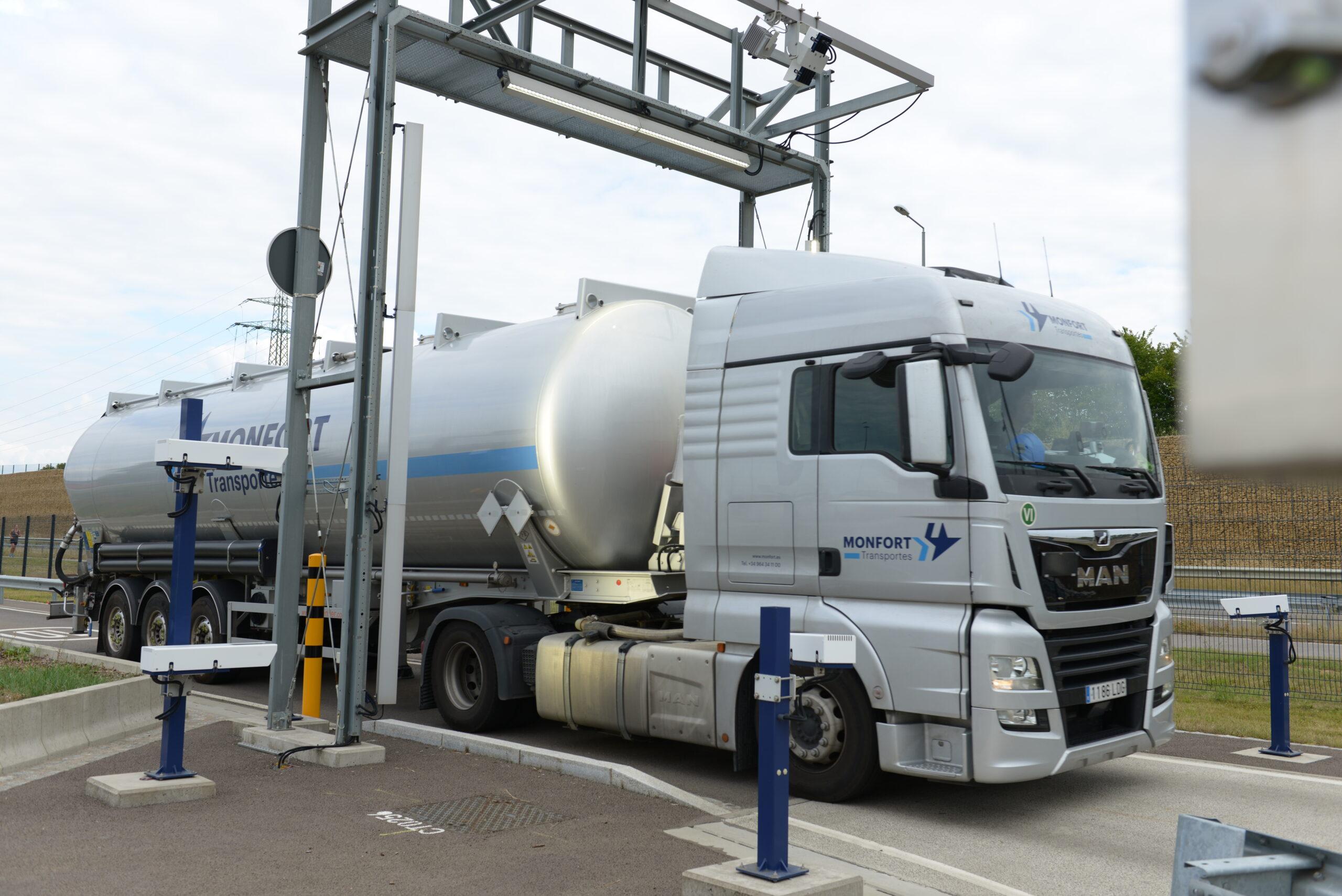 CFL OCR Truck portal