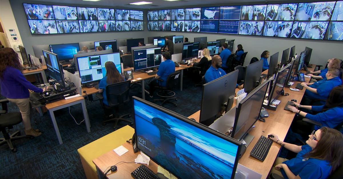 Remprex Operators Room