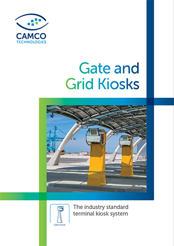 Gate and Grid Kiosks Brochure cover